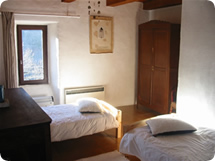 Pigeonnier Bedroom 1
